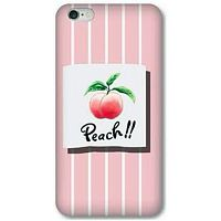 Задняя накладка для iphone 5 CaiKl пластик Peach!!