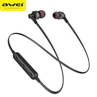 Наушники Bluetooth Awei B990BL черные