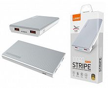 Power bank LDNIO Stripe PR1002 10000mAh grey