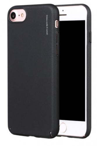 Задняя накладка X-Level для iphone 5 (Knight series пластик) black