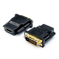 Переходник Atcom AT1208 DVI(m) - HDMI(f) 24 pin