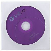 Лазерные диски Intro CD-R INTRO 52X 700MB