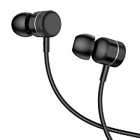 Наушники Baseus Encok Wired Earphone H04 черные